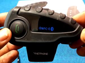 intercomunicador ejeas vnetphone v8