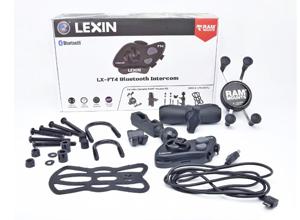intercomunicador lexin